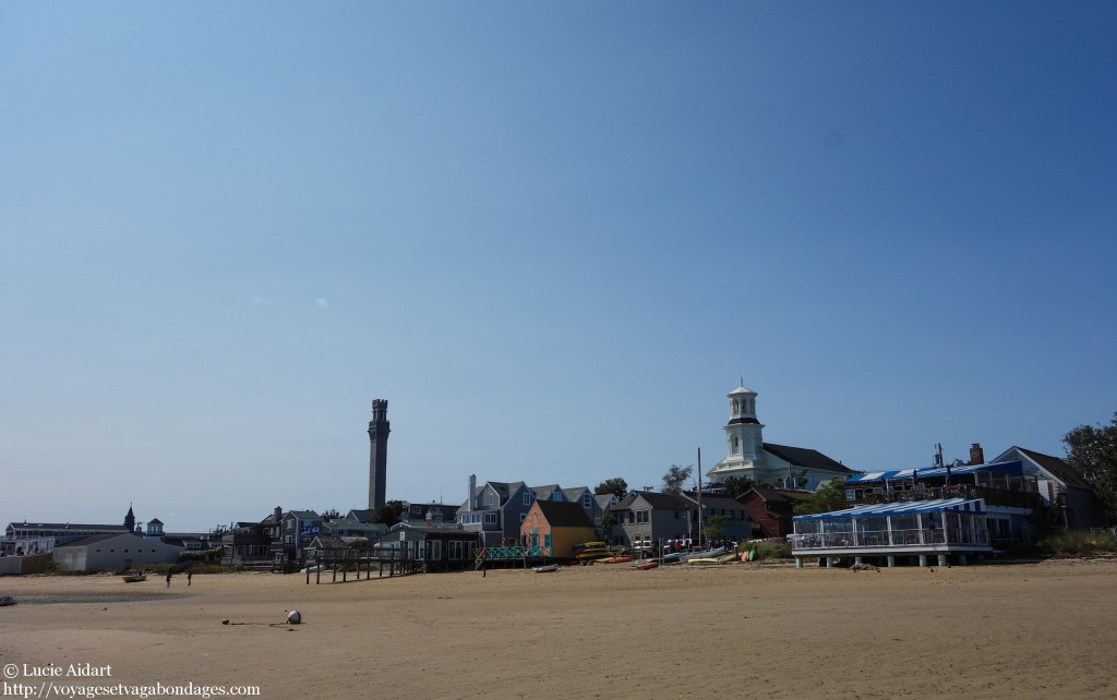 La plage de Provincetown