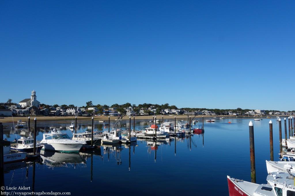 Le port de Provincetown