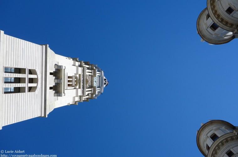 Angle de vue différent à Philly