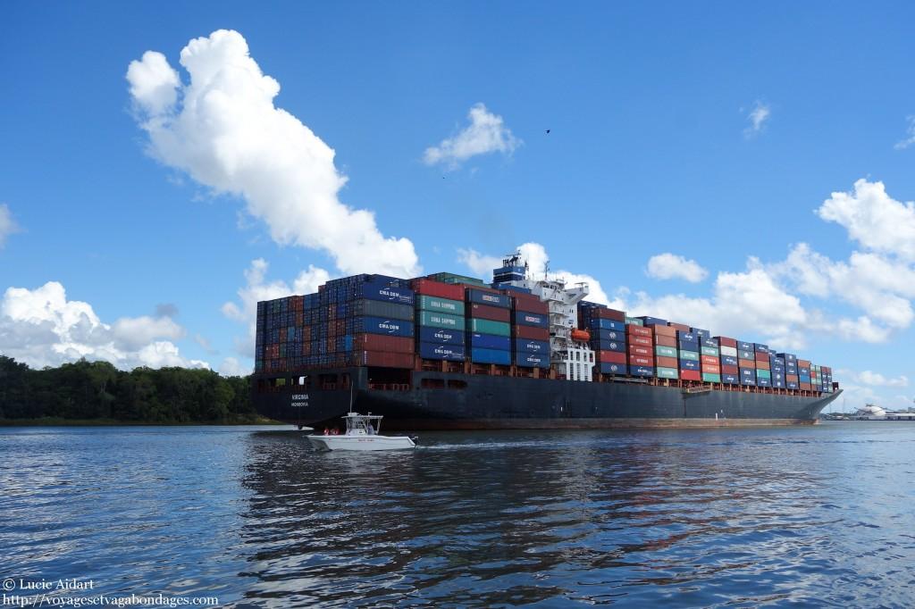 Cargo à Savannah