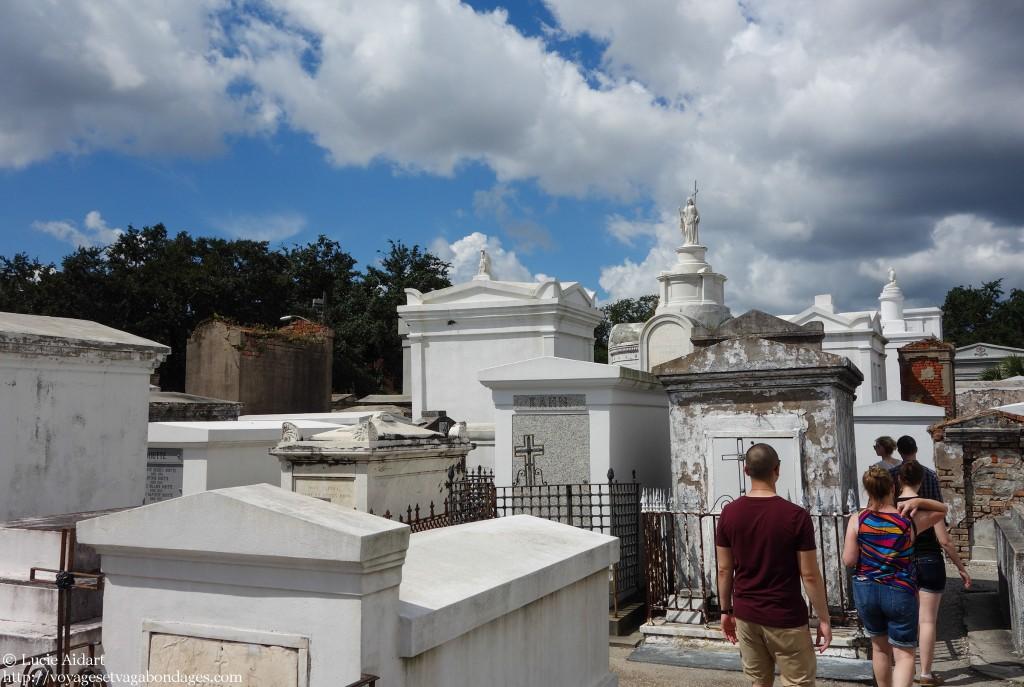 Cimetières de La Nouvelle-Orléans