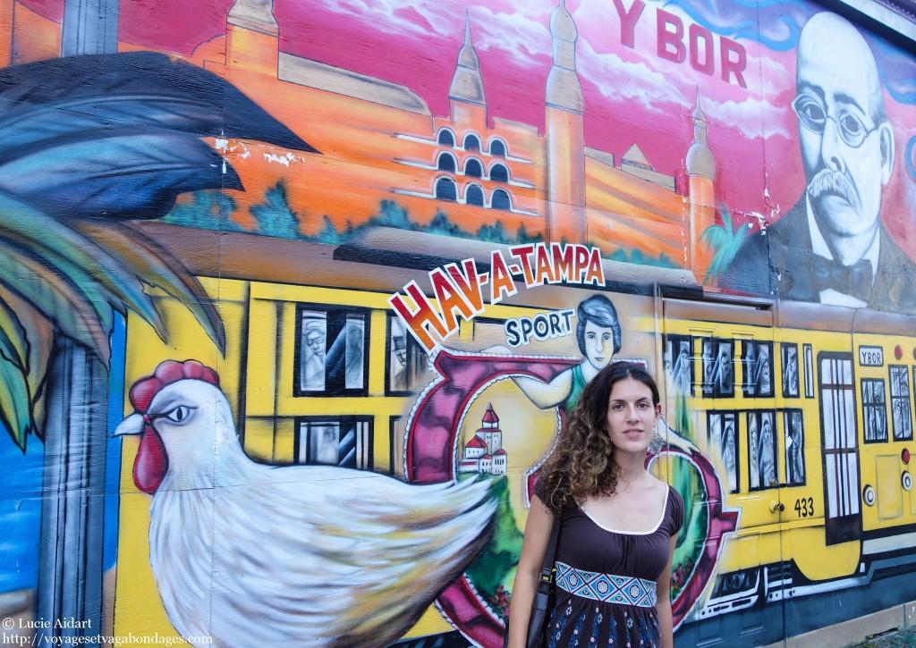 Maya à Tampa