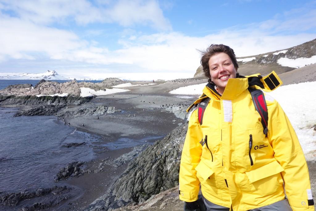 Premiers pas en Antarctique, à la rencontre des manchots en Antarctique