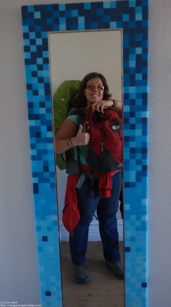 Dans mon sac à dos en tour du monde: liste et retour d'expérience après 15 mois autour du monde