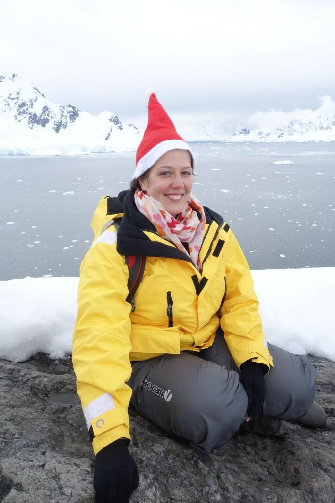 Joyeux Noël en Antarctique