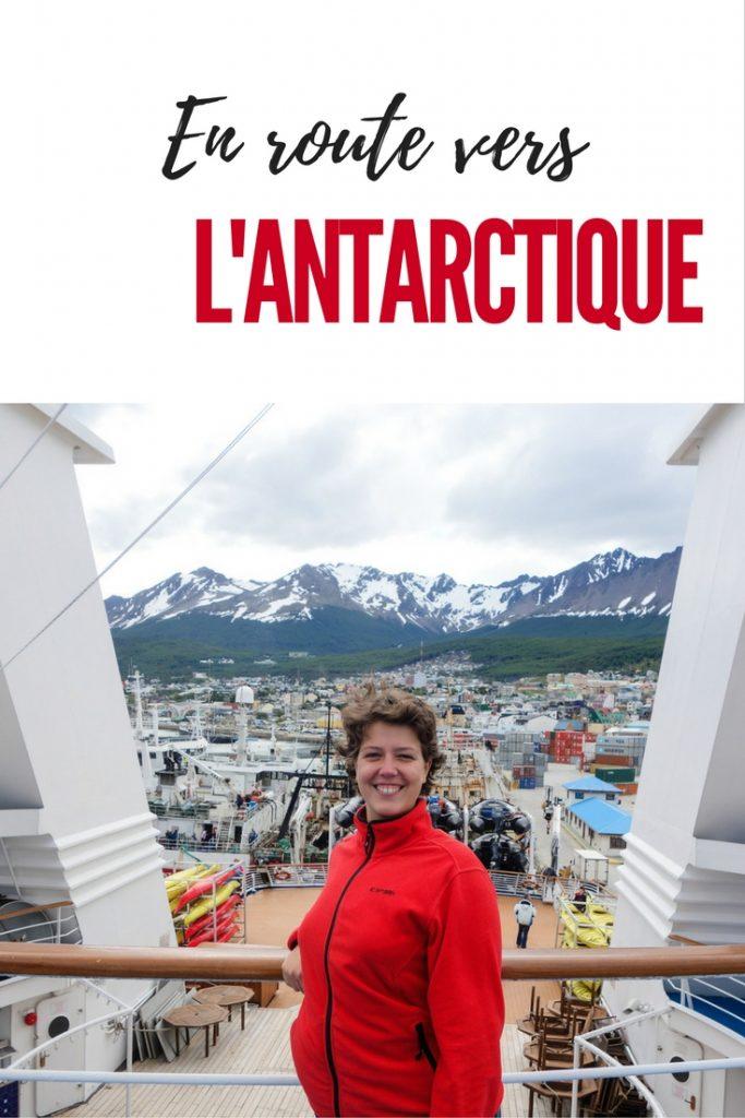 Préparer un voyage en Antarctique: récit, conseils pratiques et budget