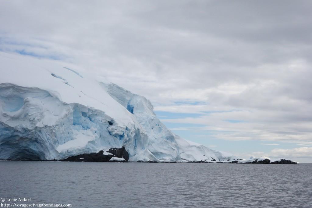 Enterprise Island - croisière en Antarctique et excursion en zodiac