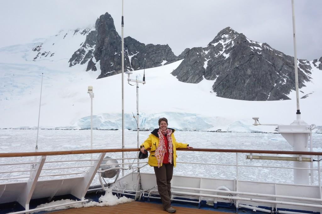 Pris dans la glace en Antarctique avec l'Ocean Diamond - nous sommes presque des explorateurs