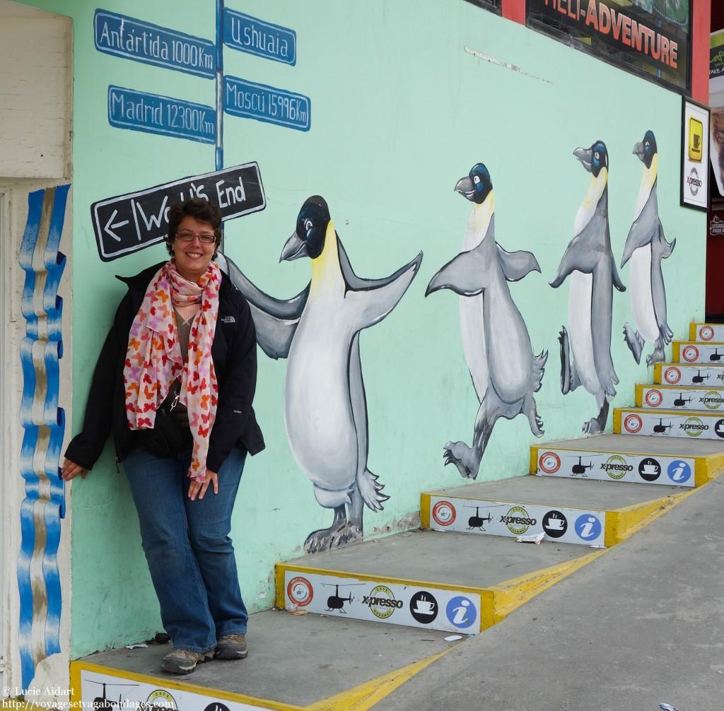 A Ushuaïa - Que faire à Ushuaïa? - Visiter Ushuaia, la ville du bout du monde, en Patagonie Argentine