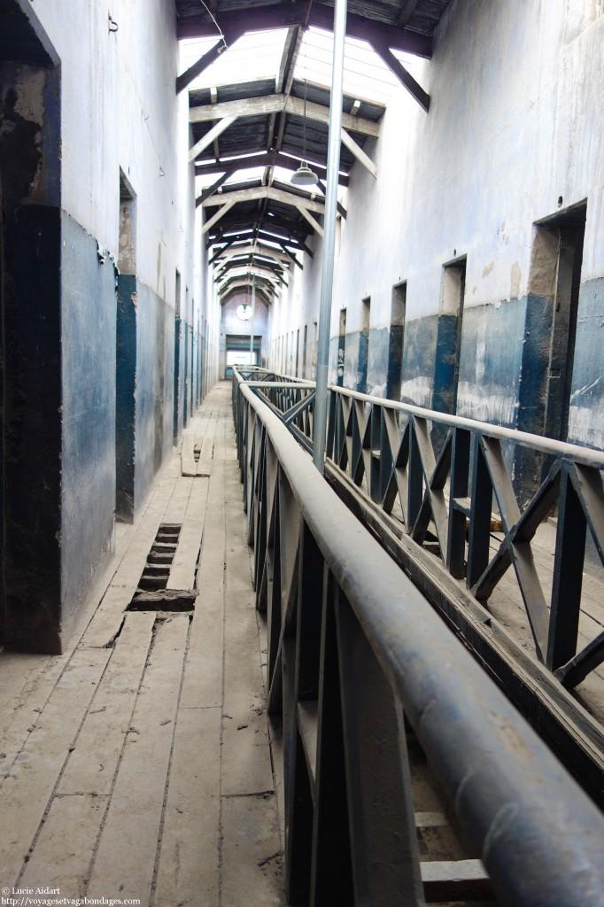 L'ancienne prison d'Ushuaïa
