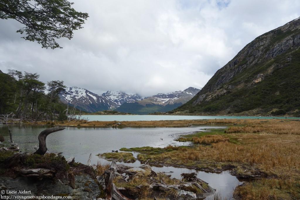 Laguna Esmeralda - Que faire à Ushuaïa? - Visiter Ushuaia, la ville du bout du , en Patagonie Argentine