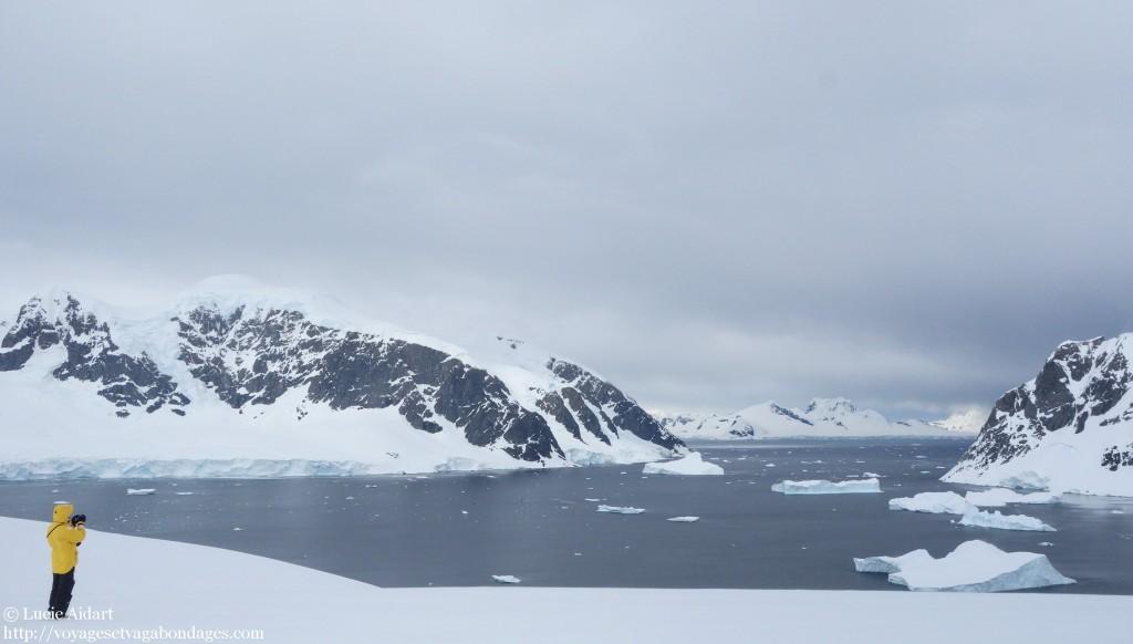 Danco Island - Danco Island - Fêter Noël en Antarctique - Une ambiance de fin du monde