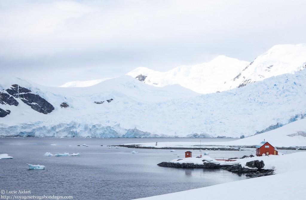 La solitaire base Alimirante Brown - Fêter Noël en Antarctique - Une ambiance de fin du monde