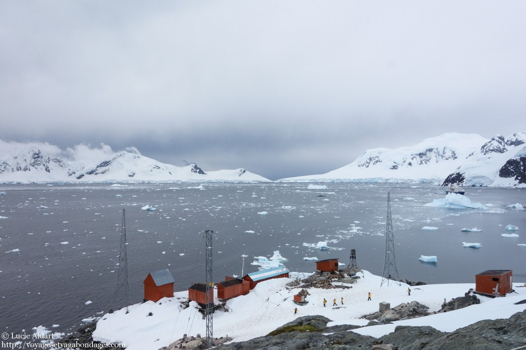 Almirante Brown - Fêter Noël en Antarctique - Une ambiance de fin du monde