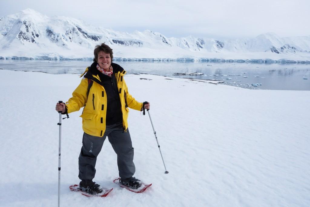 Randonnée en raquettes en Antarctique - Le denier jour en Antarctique