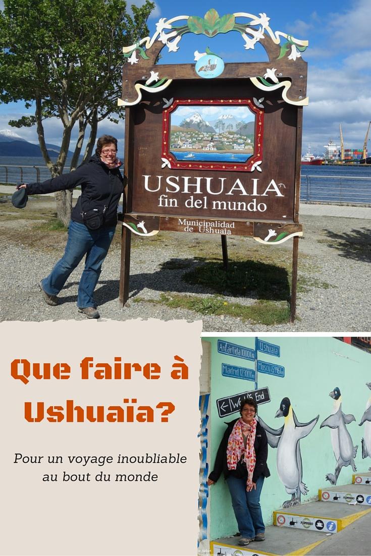 Que faire à Ushuaïa?