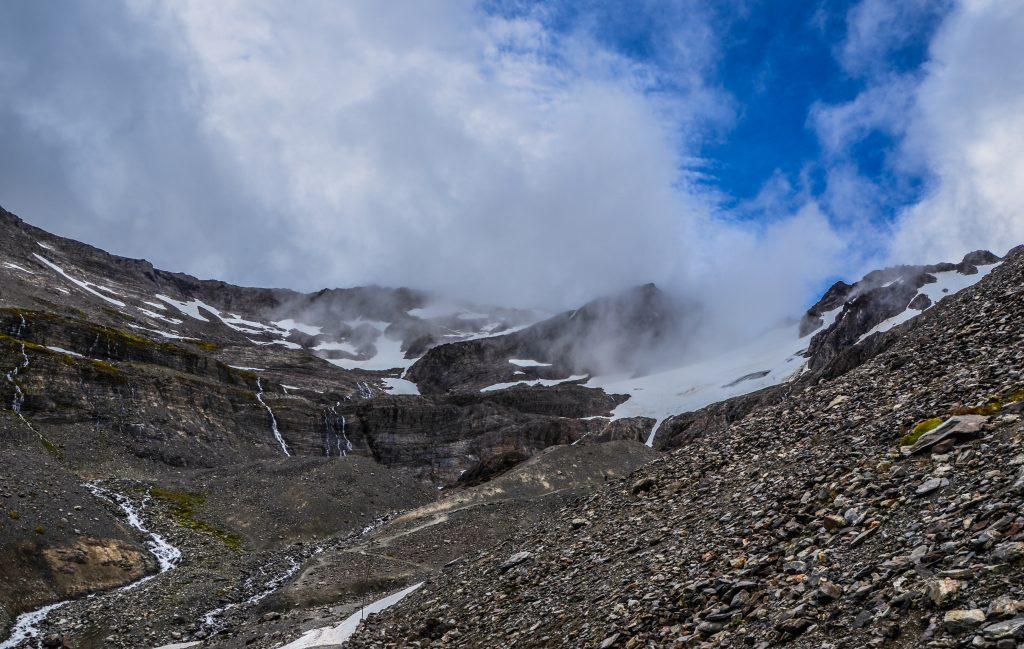 Randonnée du Glacier Martial à Ushuaïa