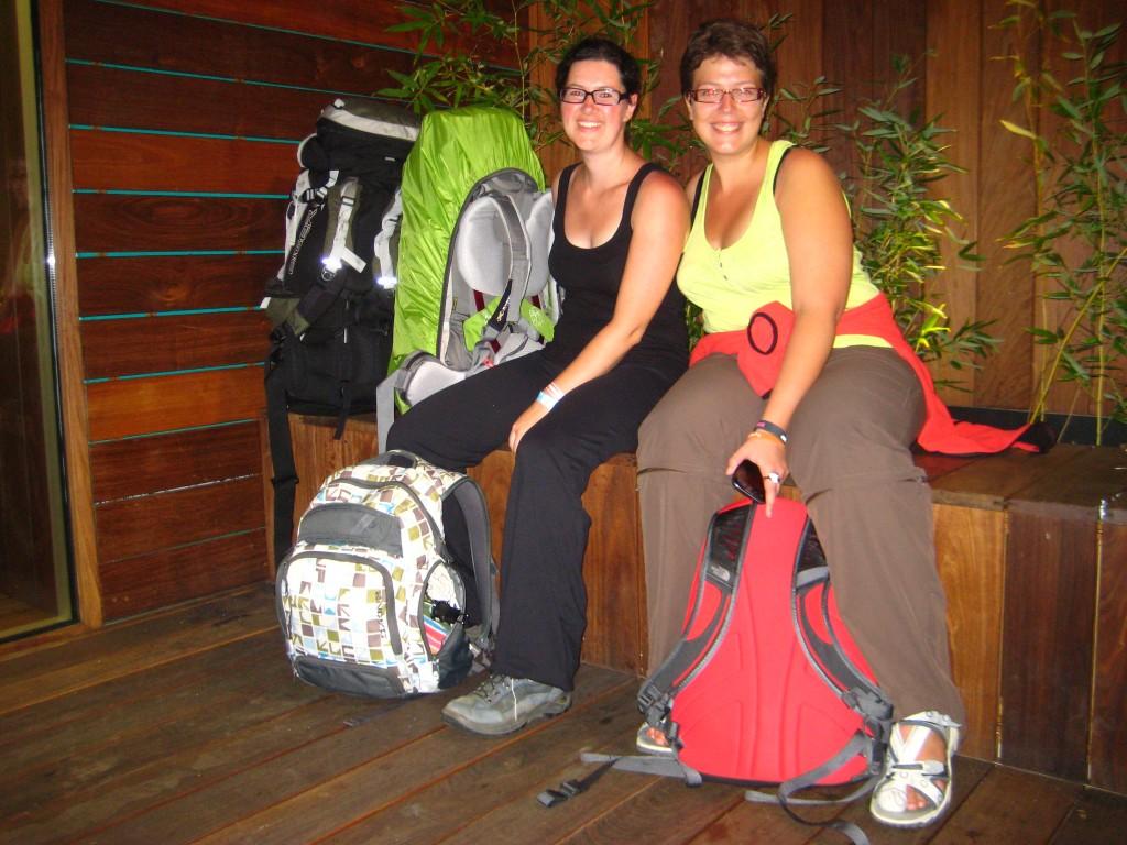 Voyage avec Sarah à travers les Etats-Unis