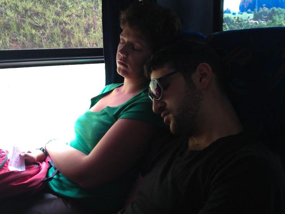 Pas toujours facile la vie de voyageuse (Colombie)