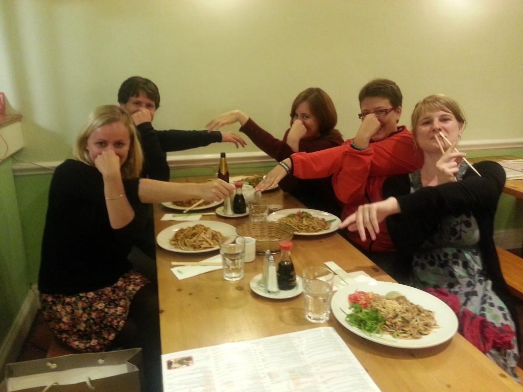 Passer du bon temps avec ses amis à Londres