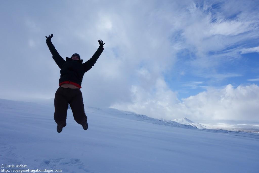 Une aventure islandaise, un projet en collaboration avec l'Office de Tourisme d'Islande