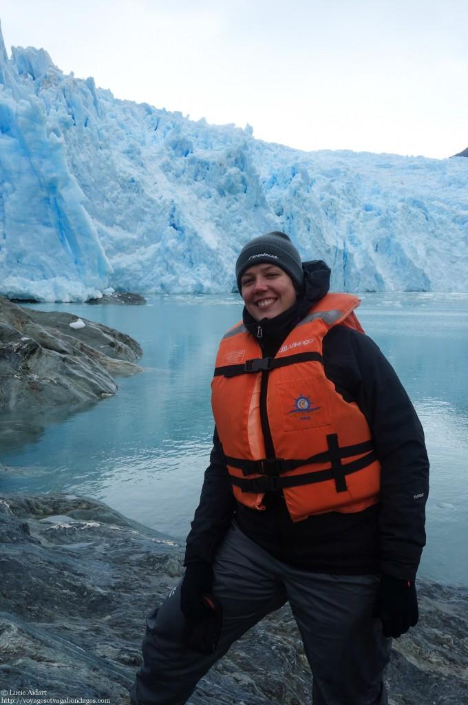 Glacier El Brujo