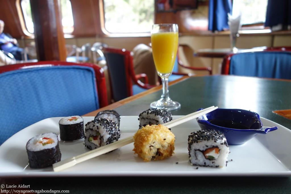 Apéro sushi