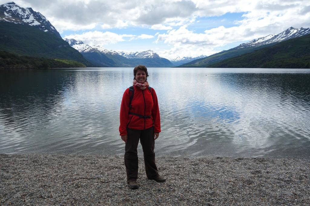 Premières randonnées en Argentine