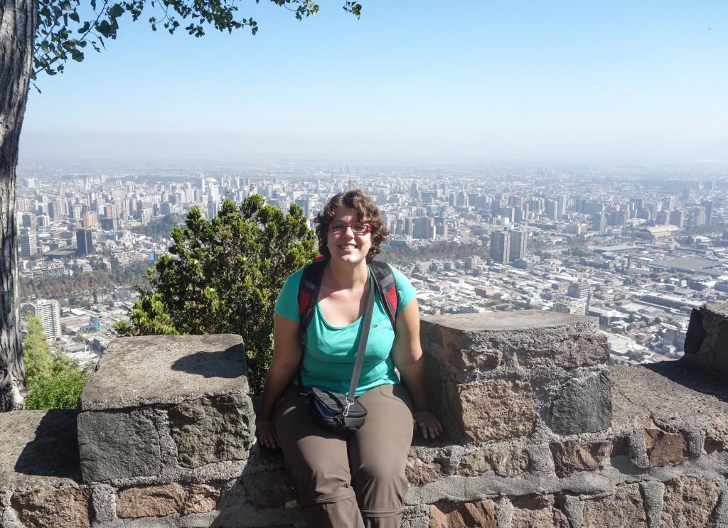 Retour sur les routes à Santiago du Chili