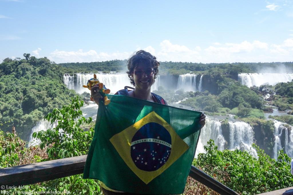 Bienvenue au Brésil
