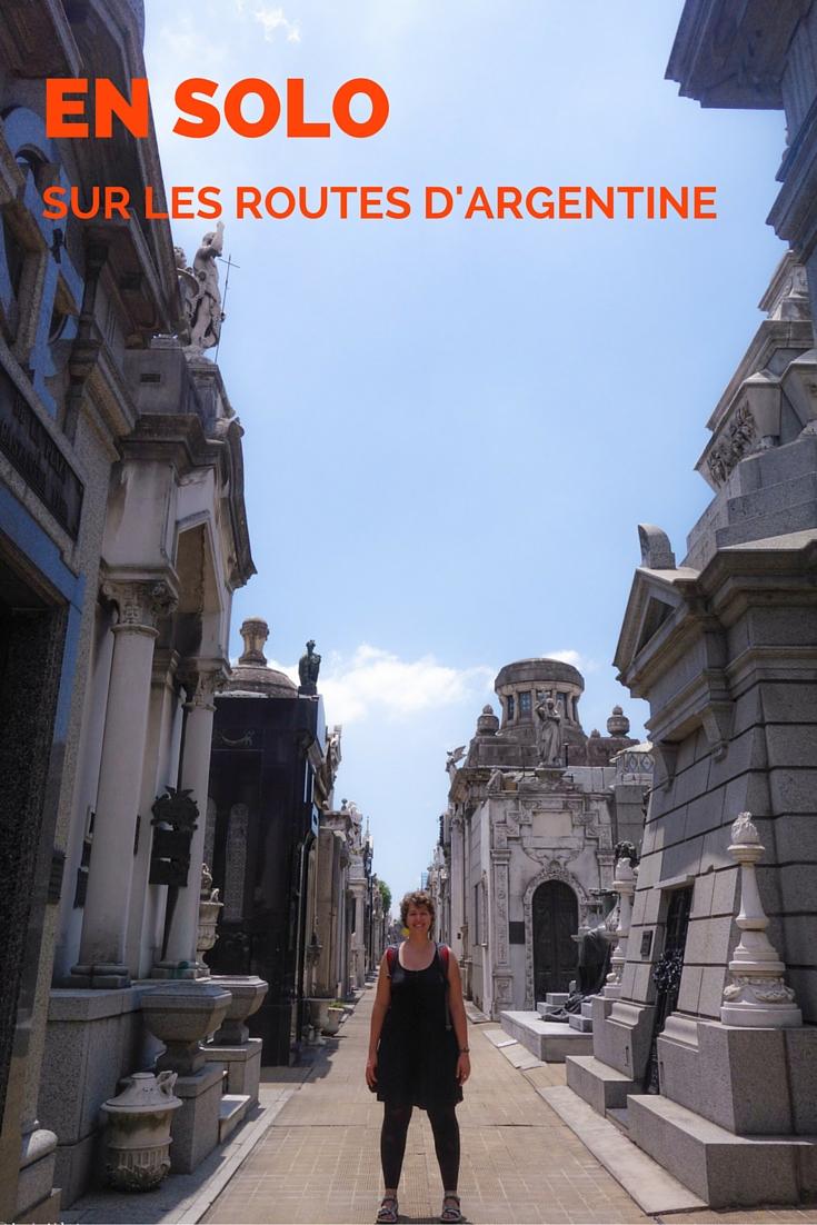 42 jours en solo sur les routes d'Argentine