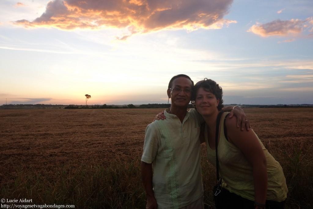 Avec M. Sonoda