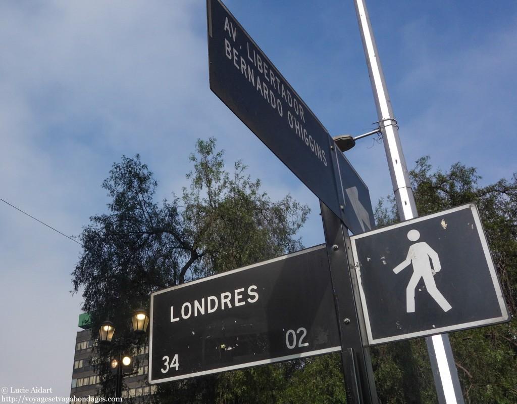 Quartier Paris Londres