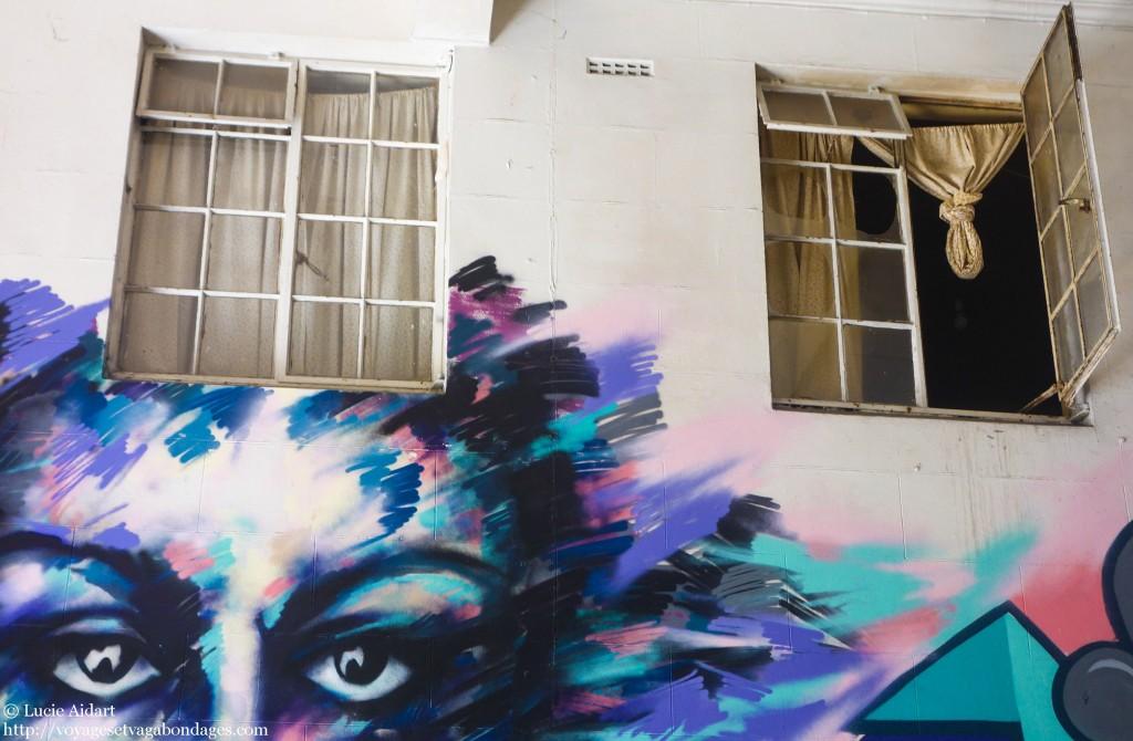 Dans les rues d'Auckland