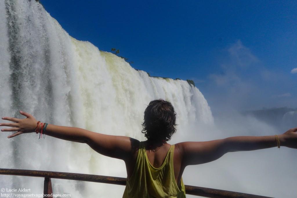 Fevrier 2013 - La magie des chutes d'Iguazu