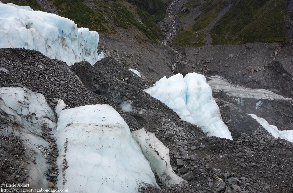 Un glacier un peu surprenant