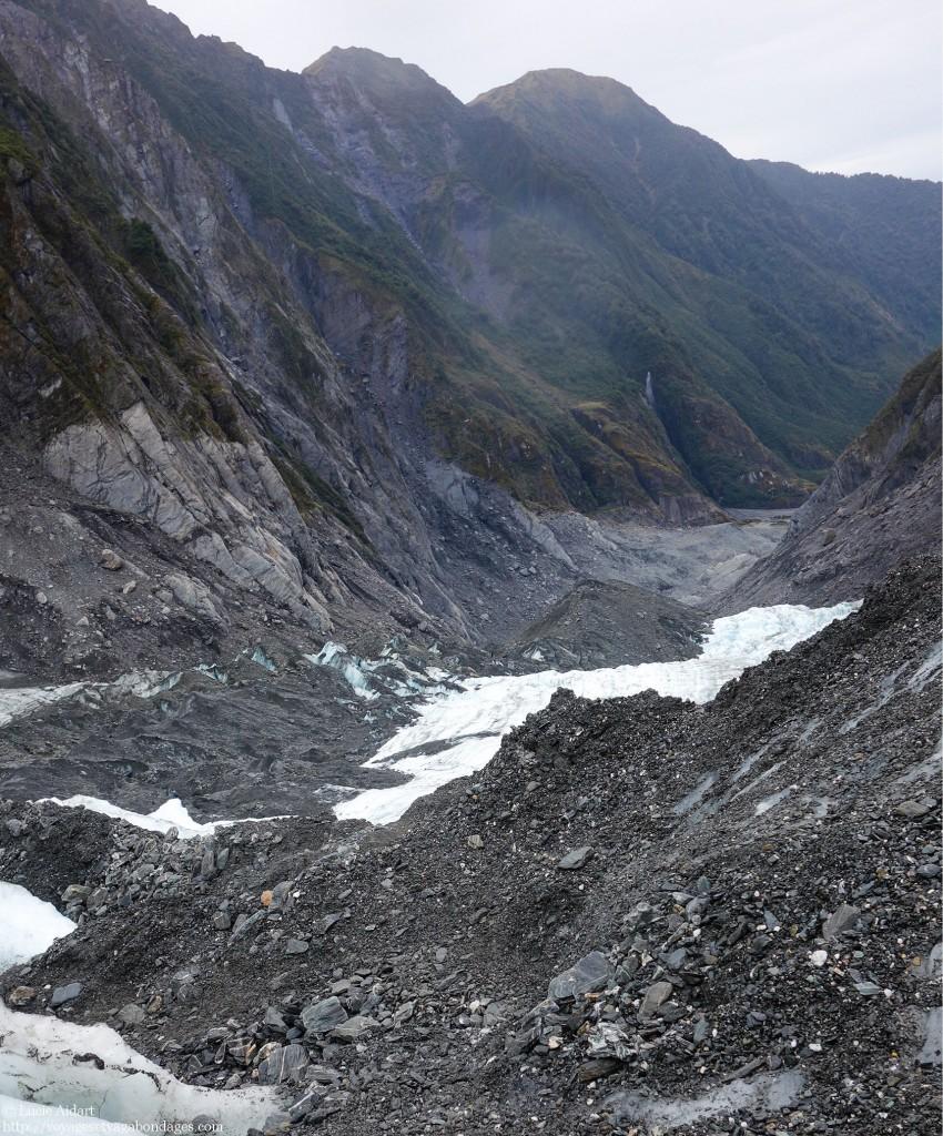 Le Glacier Franz Josef