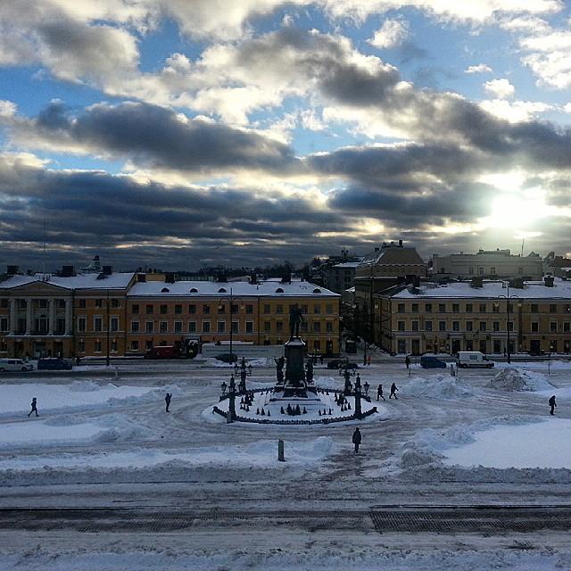 Neige - Stockholm Helsinki Instagram