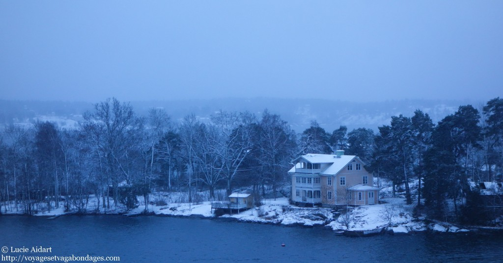 L'archipel de Stockholm