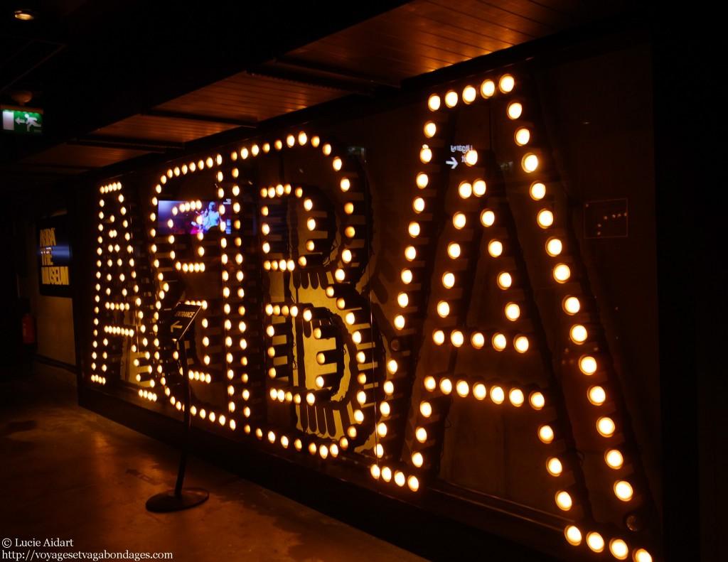 Le musée Abba - Les musées de Stockholm