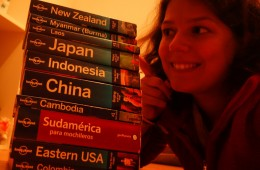 Mon tour du monde en Lonely Planet