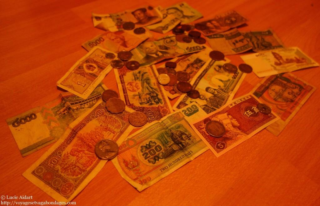 Monnaie du monde, comment financer une vie de voyage