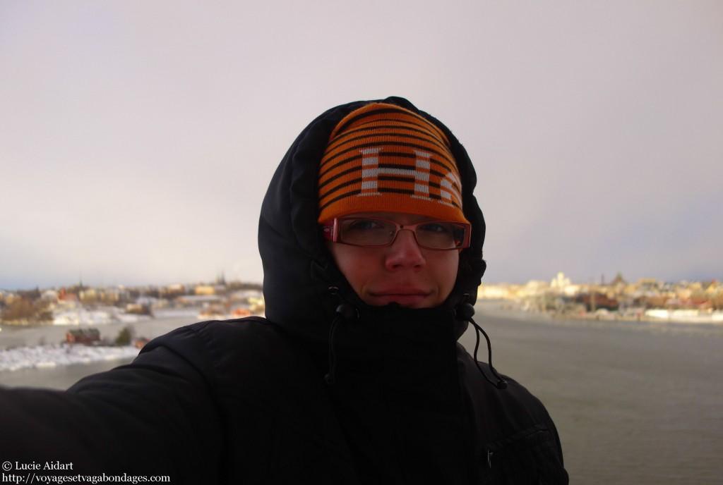 Voyage à Helsinki, Helsinki en coup de vent