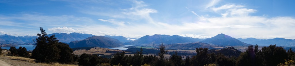 Mont Iron, Wanaka
