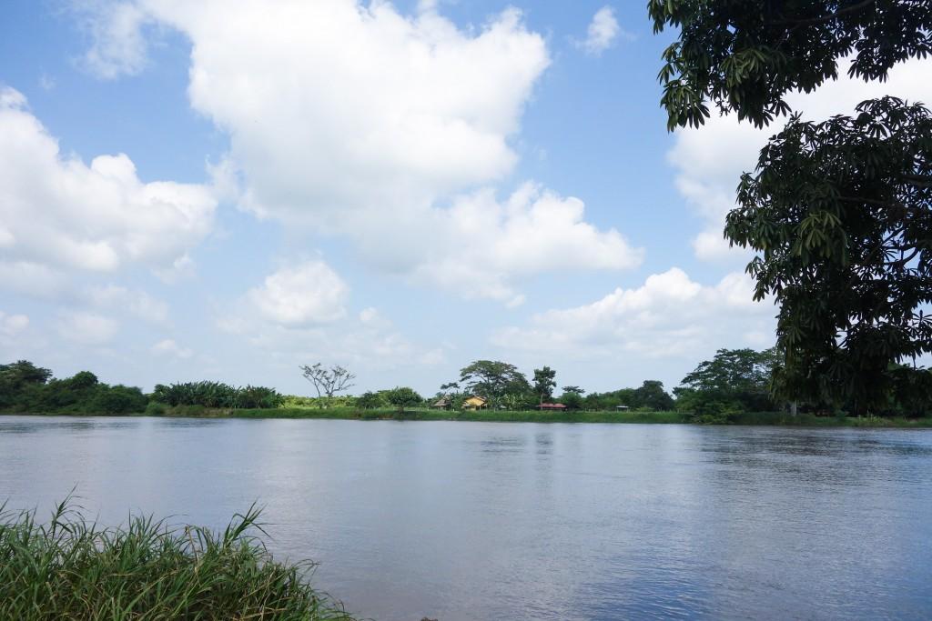 Arrivée à Mompox en Colombie