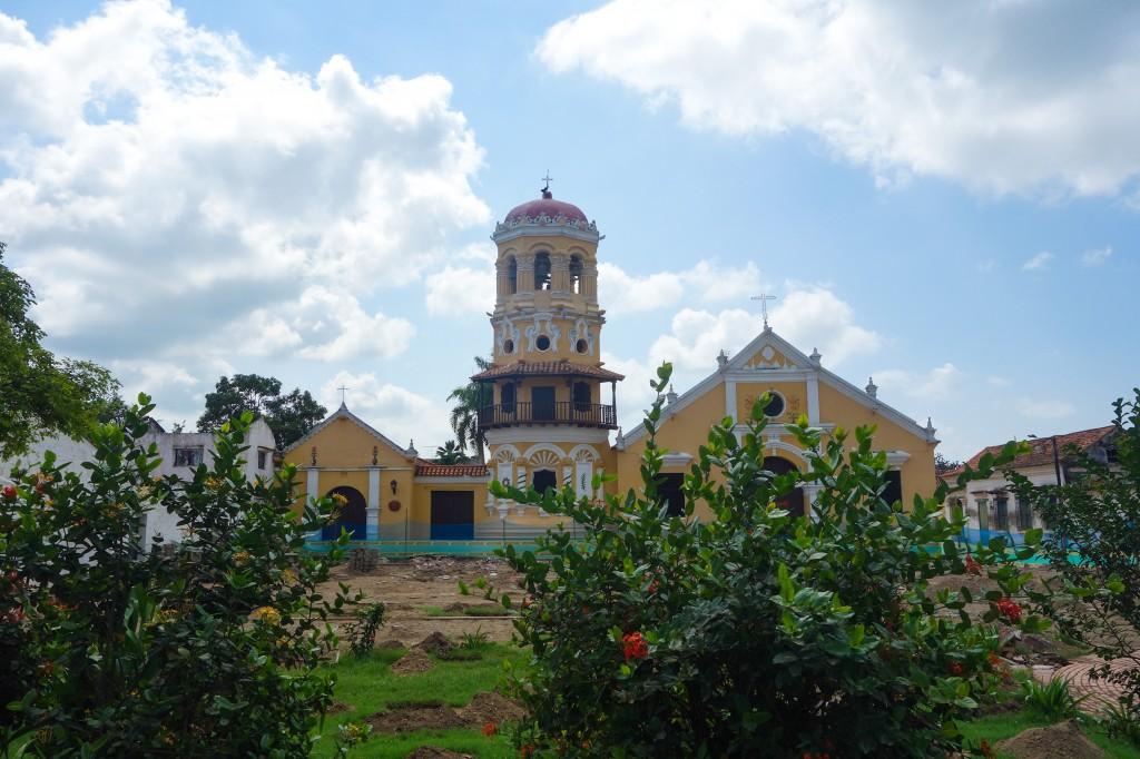 Santa Cruz de Mompox, église