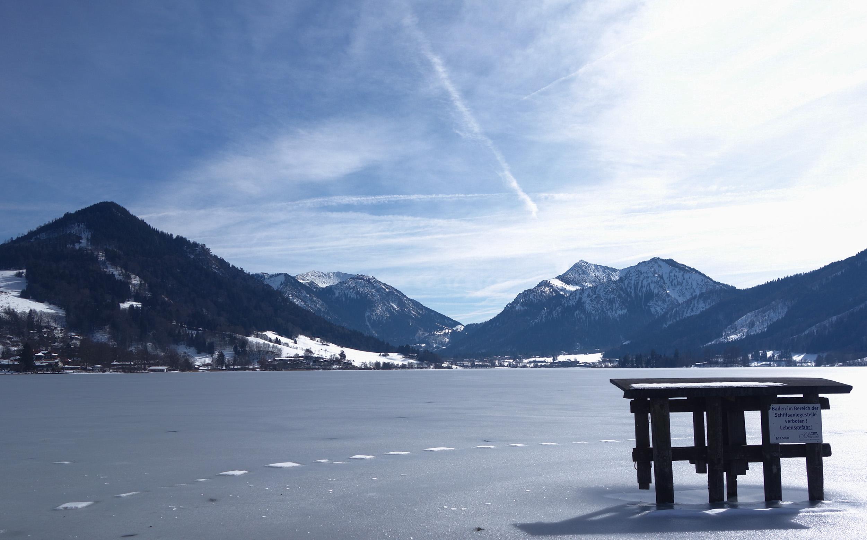 Retrouvailles en Bavière, photos du sud de l'allemagne