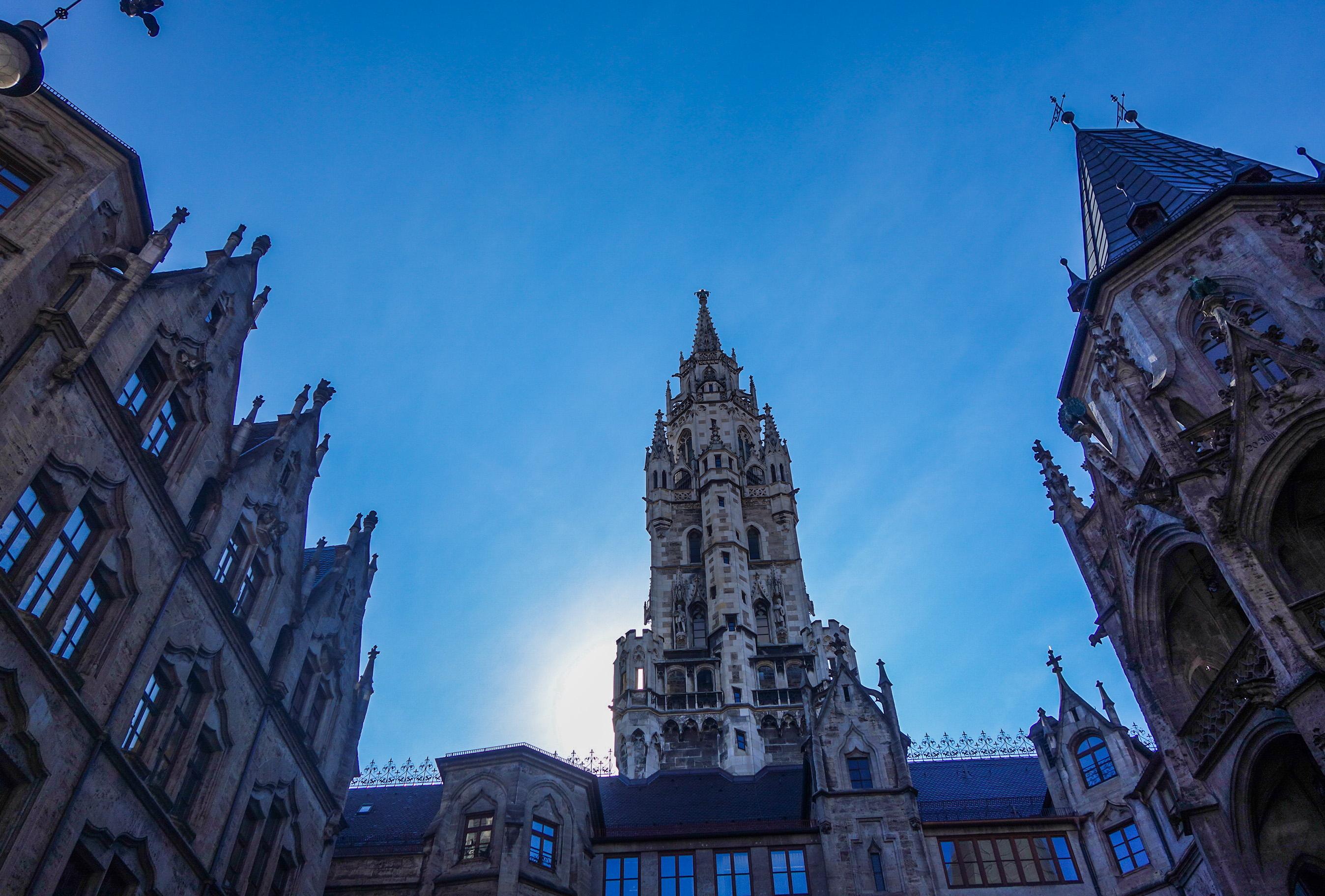 Bavière, Munich, photos sud allemagne
