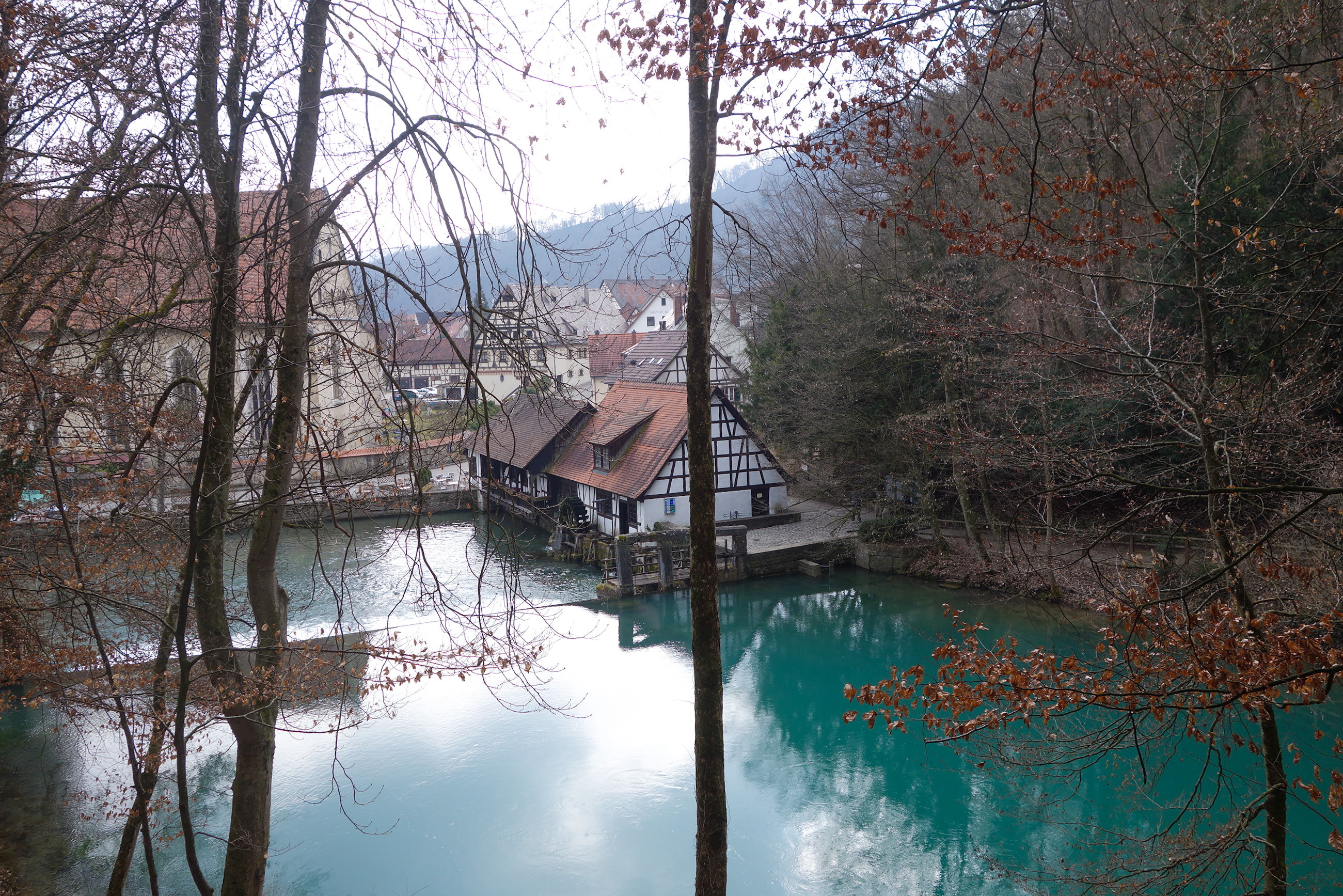 Blautopf, Bade-Wurttemberg