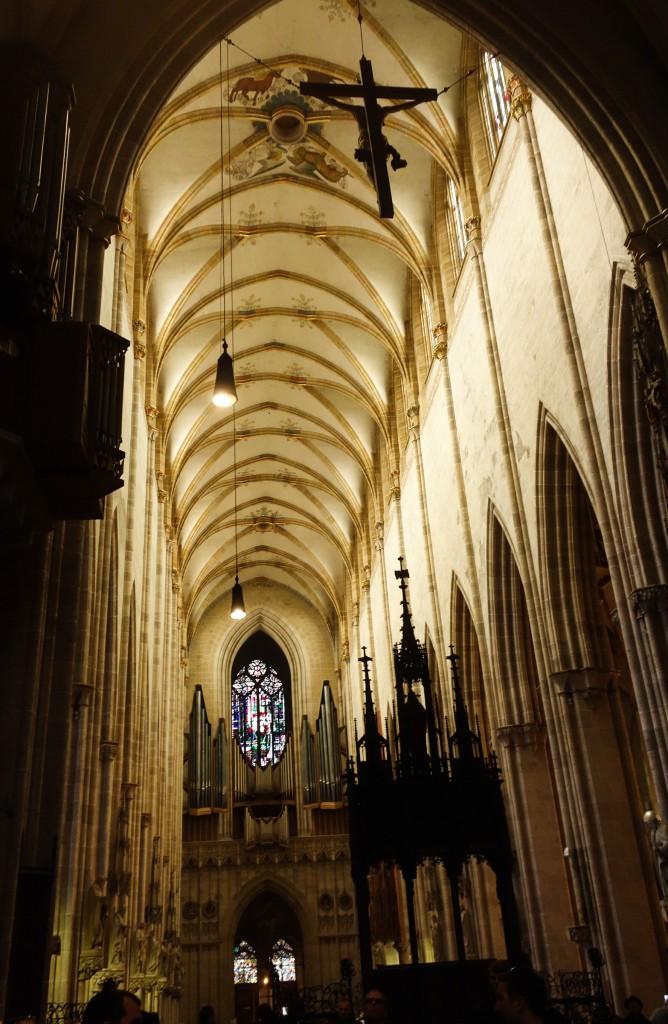 Cathédrale d'Ulm, Bade-Wurttemberg, sud allemagne